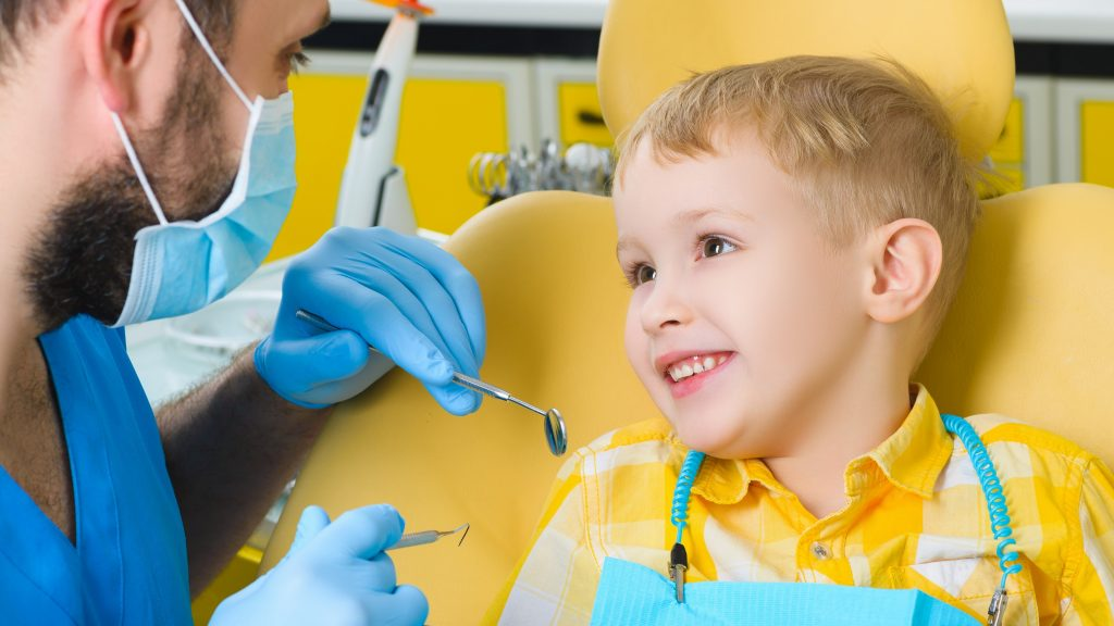 usuwanie zębów u dzieci londyn